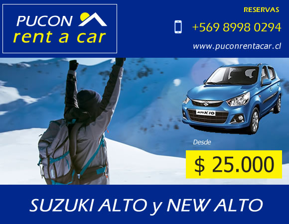 Pucon Rent a Car
