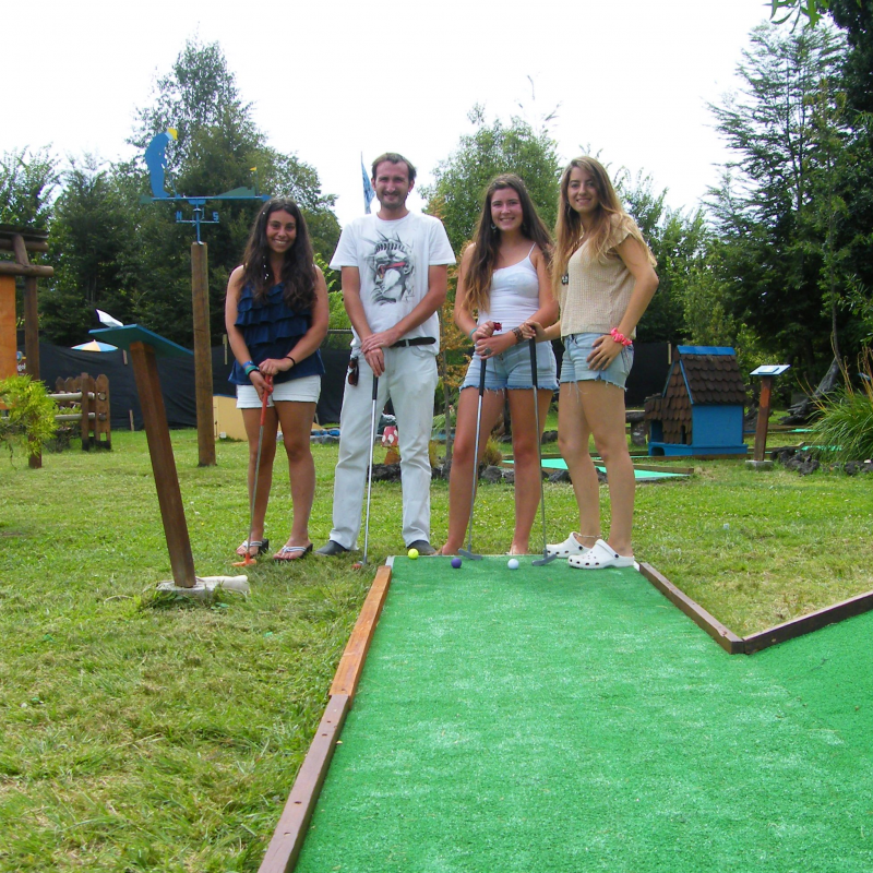 Mini Golf Pucón